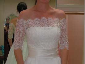 Alterations Larisa Style Bridal Boutique