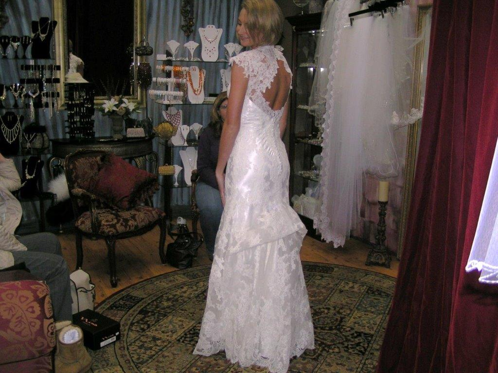 lace wedding dress bustle styles wedding dress collections